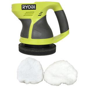 Ryobi-P430G-18V-ONE-Li-Ion-6-034-Green-Orbital-Buffer-Polisher-New-for-P105-P108