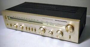 Vintage Marantz SR 325 AM/FM Stereo Receiver. Excellent+. TESTED. JAPAN