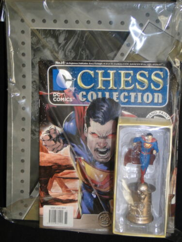 DC COMICS Chess Figurine Collection Issue 65 ultaman eaglemoss figurine
