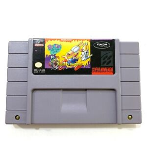ROCKO-039-S-MODERN-LIFE-Super-Nintendo-SNES-Game-Tested-Working-Authentic
