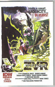 ZOMBIES-vs-ROBOTS-UNDERCITY-3-A-NM-2011-IDW-Undead-more-Horror-in-store
