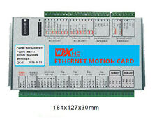 New Mach3 4 Axis CNC Motion Control Card MKX-ET for Windows Operating System