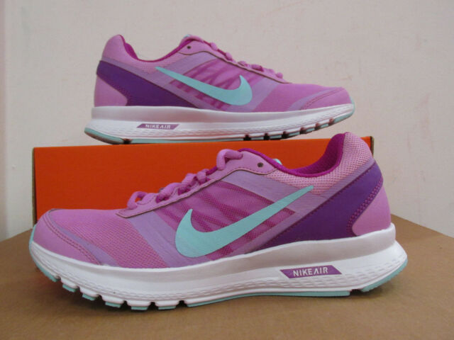 820f5b6150ed WMNS Nike Air Relentless 5 MSL V Purple Blue Womens Running Shoes ...