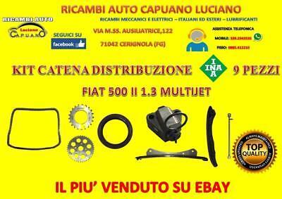 *FRP*KIT DISTRIBUZIONE FIAT PUNTO 1.3 MJT 70CV 03/> 188A.9000 OE.RIF 55221385