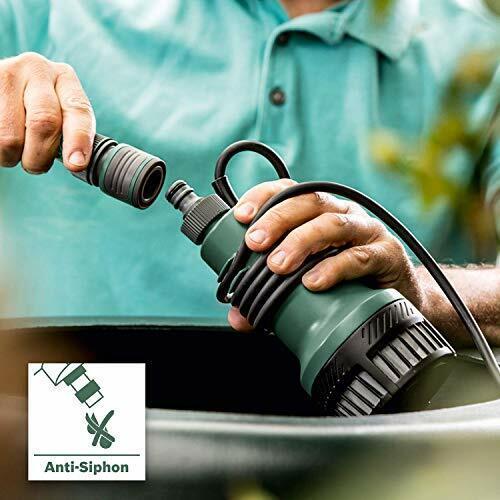 Bosch Cordless Submersible Pump GardenPump 18 (without battery, 18 Volt System,