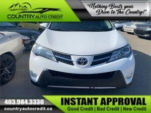 2015 Toyota Rav4 I Inhouse Financing Available