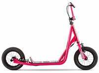 Mongoose 2016 Expo Scooter,birthday Gifts Activity Outdoors 12in , Pink/black on sale