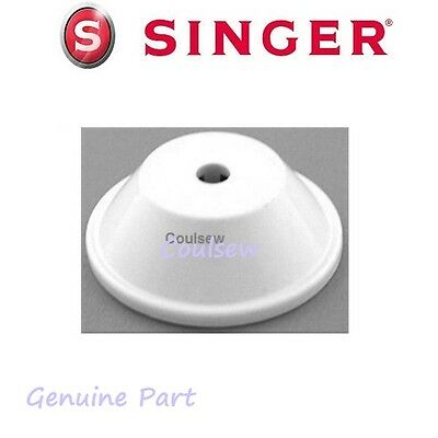 Singer Sewing Machine Large Thread Spool Post Stopper End