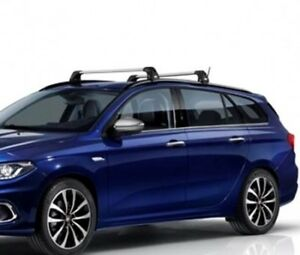 Fiat Tipo Station Wagon Roof Bars Set of 2 New Genuine 52046033
