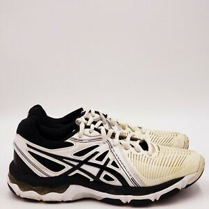 Details about Asics Gel-Netburner Ballistic Volleyball Shoes White A623