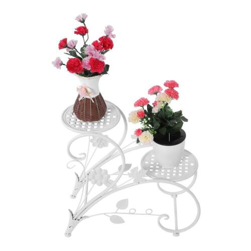Blumentopf Blumenständer Blumentreppe Blumenregal Pflanzregal Pflanzenständer f