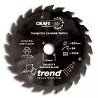 Trend Csb/tc23524 Craft Saw Blade NS 235mmx24tx30mm