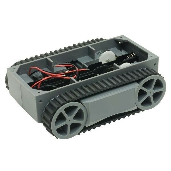 Arexx RP5-CH02 Robot Robot Robot Tank Chassis 332a18