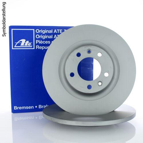 2 ATE Bremsscheiben Ø302mm hinten für Audi A6 C6 Avant //// 24.0112-0159.1