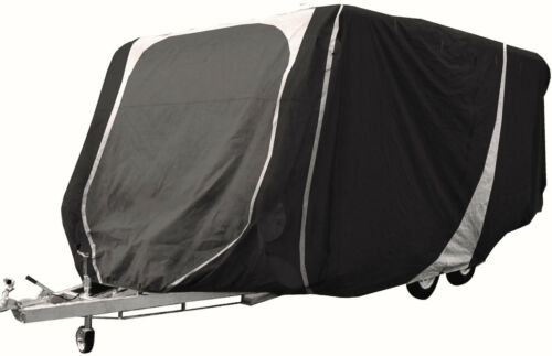 Leisurewize Water Resistant /& Breathable Caravan Protection Cover 19ft - 21ft