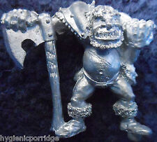 1989 Marauder Ogre MM42/2 A Warhammer Army Citadel Kingdoms Mercenary Bulls Ogor