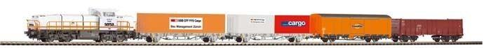 Piko 59110 Estrellat-set SBB am843 con vagones-nuevo