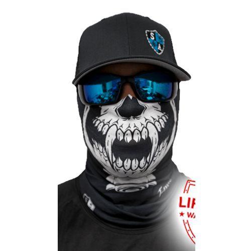 Salt Armour SA Fang Face Shield Sun Mask Neck Gaiter Balaclava *USA*
