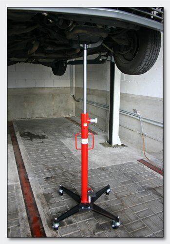 Vérin de fosse Cric hydraulique 500 kg support moteur et boite de vitesse