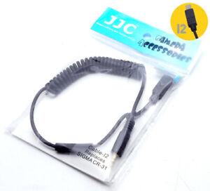 JJC-Cable-i2-Cavo-Di-Collegamento-Cavo-adattatore-clips-Cavo-Cavo-COMP-SIGMA-cr-31