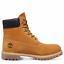 Timberland 10061 Mens 6 Inch Classic Premium Waterproof Nubuck Boots Size 7-14