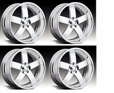 """20"""" PRO WHEELS Mag STAGGERED Wheels BILLET FORGED INTRO BOYD GM Chevy Ford Dodge"""