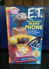 Vintage Hasbro E.T. ET Alien Phone with box Super Rare