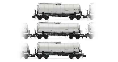SH Arnold hn6320 3 piezas de set de aisladas vagones