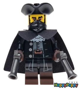 Lego 71018 Minifigur Serie 17 #16 Highwayman Neu und ungeöffnet New/Sealed LEGO Bau- & Konstruktionsspielzeug