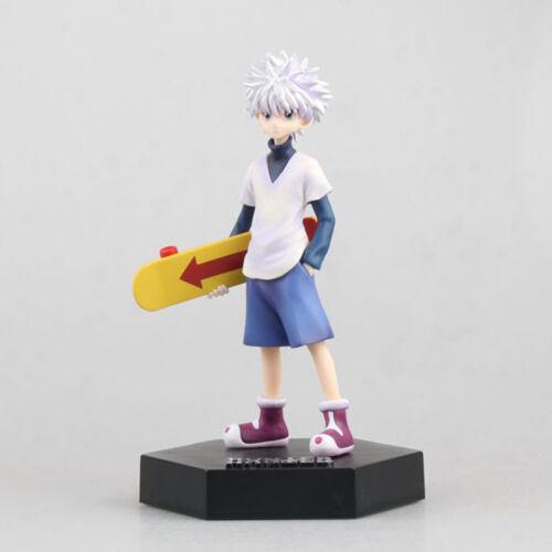 20cm Hunter X Hunter Gon Freecss Killua Zoldyck PVC Anime Action Figure Toys