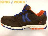 KAPRIOL Sicherheitsschuhe Arbeitsschuhe Saftey Shoes Trekking Sneaker Slipper