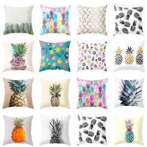Am-Pineapple-Tropical-Fruit-Throw-Cushion-Cover-Pillow-Case-Sofa-Home-Decor-Eye