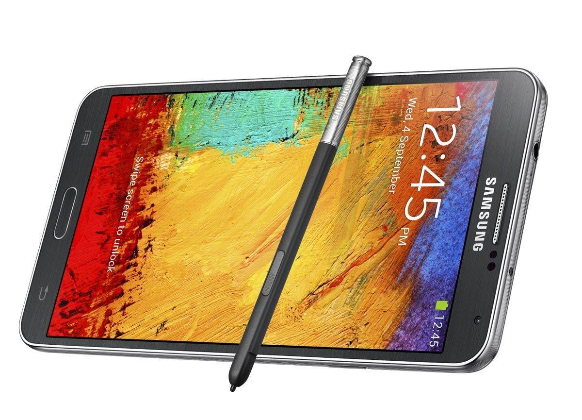 Samsung Galaxy Note 3 SM-N900V - 32 GB - Black (Verizon) Smartphone