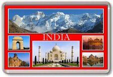 FRIDGE MAGNET - INDIA - Large - Asia TOURIST