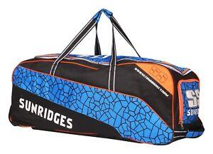 Free Ship /& Grip BAS Player Camouflage Colour Cricket Wheelie Kit Bag AU Stock