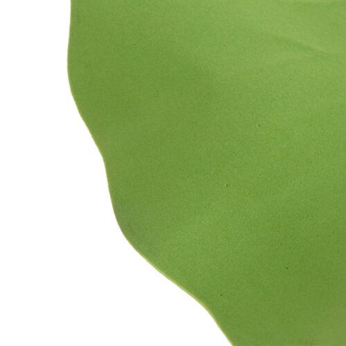 5X10cm Artificials Aquarium Water Lily Floating Flower Pond Tank Plant OrnamenG$