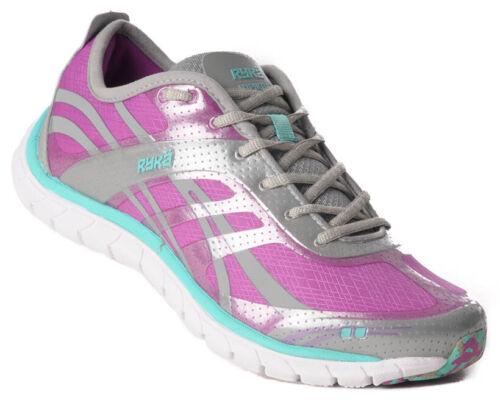 RYKÄ Hypnotic Fitnessschuh Damen Laufschuhe Running Sneaker pinkviolett