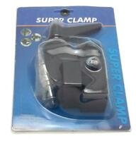 Fancier Super Clamp Photography Studio Support Spigot 1/4 Male 3/8 Male