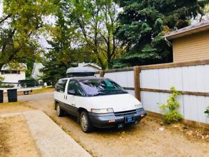 1991 Chevrolet Lumina Minivan, Van