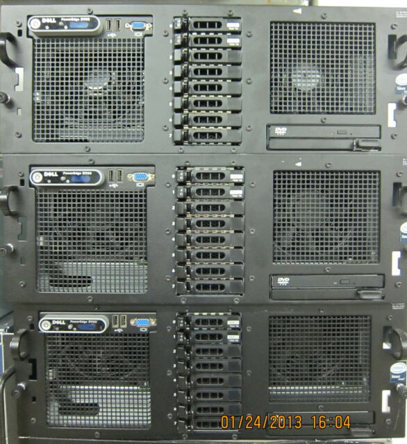 Dell POWEREDGE R900 (_R900_14) Server