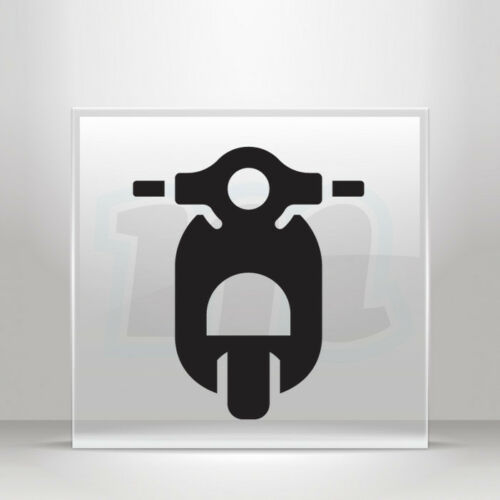 Decal Sticker Scooter motorbike Helmet Atv Bike vinyl bike A19 29383
