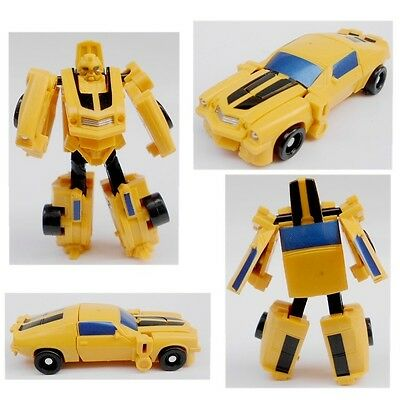 Transformers Bumblebee Autobots Action Figure Robot Boys Kids Toy Gift New