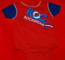 ROCAWEAR ONESIES BABY BOY NEW BORN CLOTHING 3-6 MONTHS BOYS CLOTHES ONE PIECE