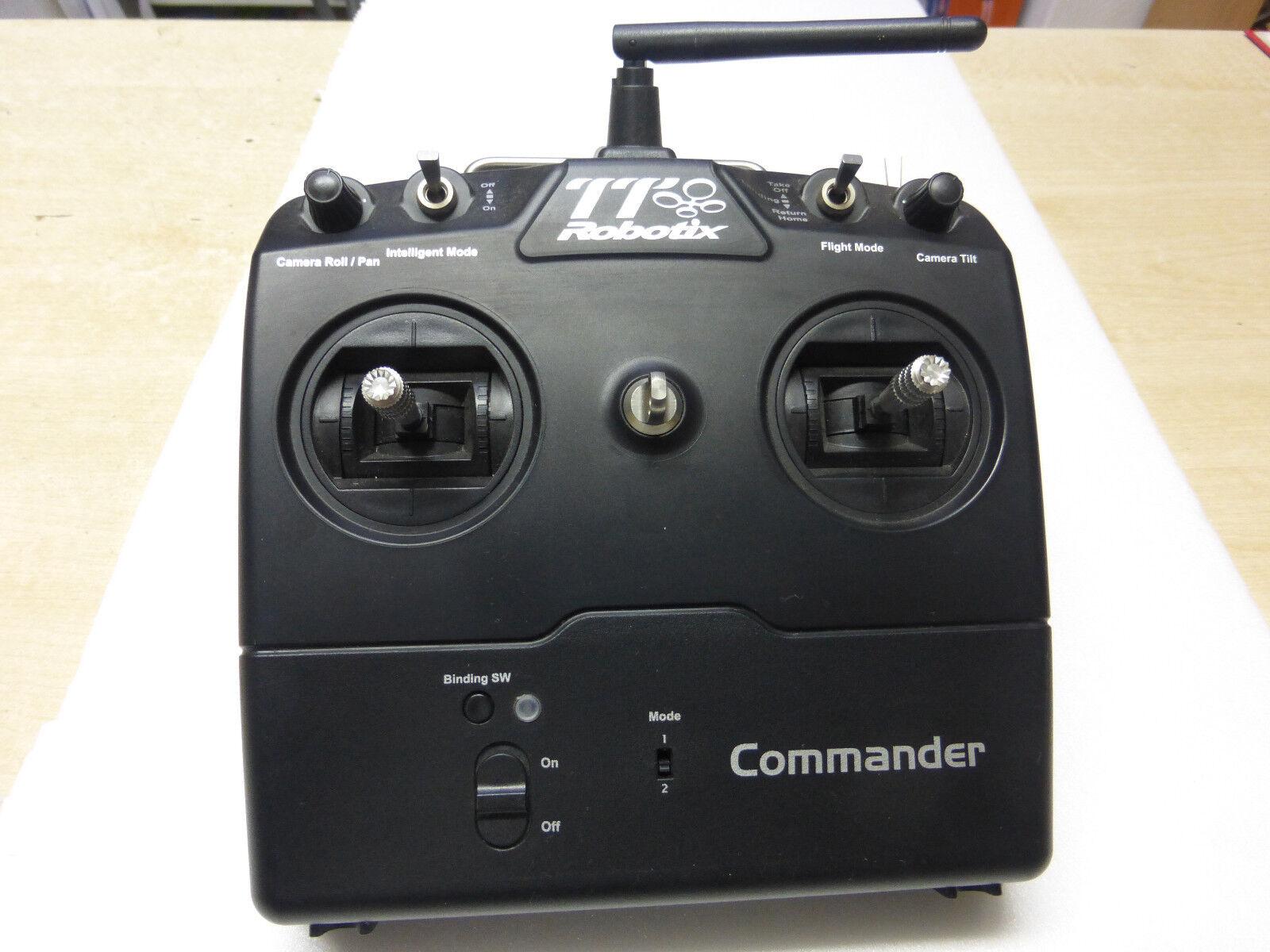 Ghost Commander a Distanza trasmettitore fiscale, GG-Robotics