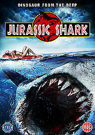 Jurassic Shark (DVD, 2012).New!