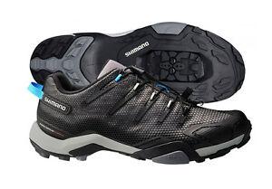 Shimano-MT44-Mountain-Bike-Leisure-Cycling-SPD-Shoes-Black