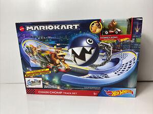 Hot-Wheels-Mariokart-Chain-Chomp-Track-Set-Donkey-Kong