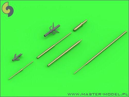 FLAGON ALL VERSIONS SUKHOI Su-15 PITOT TUBE 1//48 MASTER-MODEL