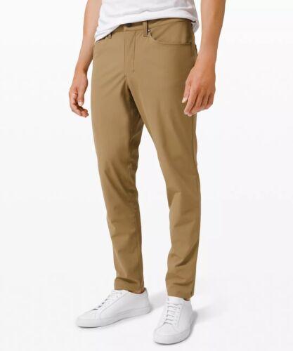 Men's Lululemon ABC Slim 30X32 Pants Khaki
