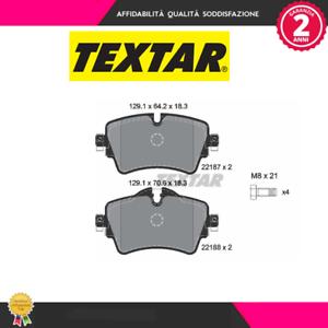 2218701-Kit-pastiglie-freno-a-disco-ant-Bmw-Mini-MARCA-TEXTAR